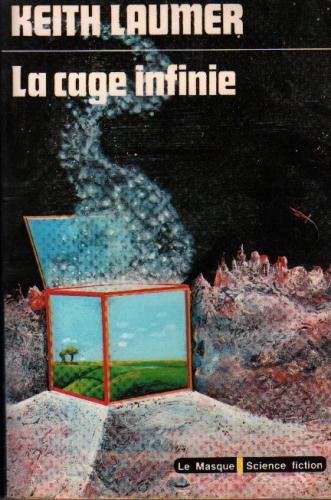 Couverture La Cage infinie