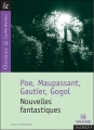 Couverture Nouvelles Fantastiques Editions Magnard (Classiques & Contemporains) 2001