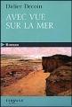 Couverture Avec vue sur la mer Editions Feryane 2006