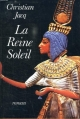 Couverture La reine soleil Editions France Loisirs 1988
