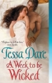Couverture Les demoiselles de Spindle Cove, tome 2 : Une semaine de folie Editions Avon Books 2012