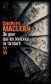 Couverture Le guetteur / De peur que les ténèbres ne tombent Editions 10/18 2013
