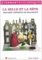 Couverture La belle et la bête Editions Flammarion (GF - Etonnants classiques) 2013