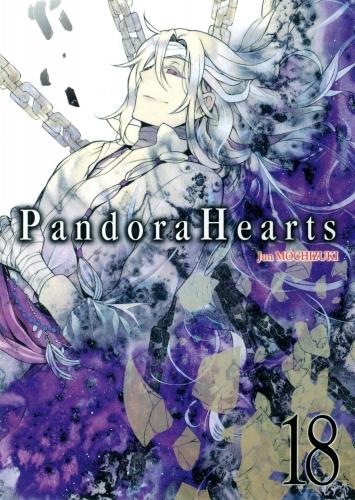 Couverture Pandora Hearts, tome 18