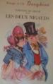 Couverture Les deux nigauds Editions G.P. (Rouge et Or Dauphiné) 1965