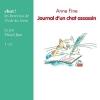 Couverture Journal d'un chat assassin Editions L'école des loisirs (Chut !) 2011