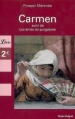 Couverture Carmen Editions Librio 2007