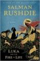Couverture Luka et le feu de la vie Editions Random House 2010