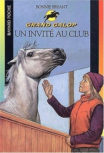 Couverture Un invité au club