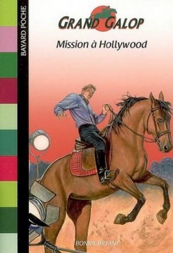 Couverture Mission à Hollywood