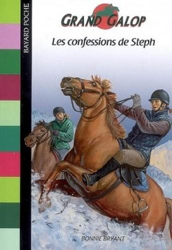 Couverture Les confessions de Steph