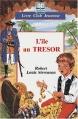 Couverture L'île au trésor Editions Hemma (Livre club jeunesse) 2000