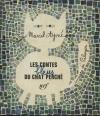 Couverture Les contes bleus du chat perché Editions Gallimard  1969