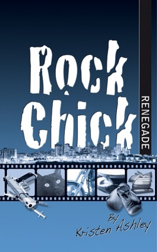 Couverture Rock Chick, book 4: Renegade