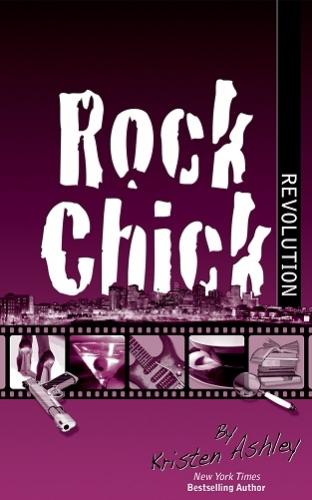 Couverture Rock Chick, book 8: Revolution