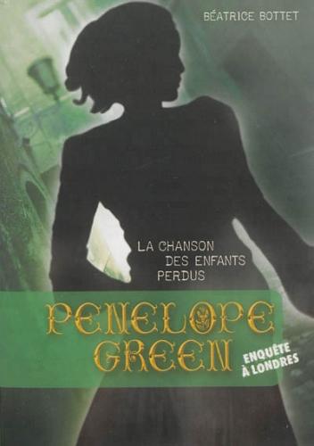 Couverture Pénélope Green, tome 1 : La Chanson des Enfants Perdus