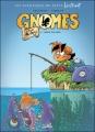 Couverture Gnomes de Troy, tome 3 : Même pas peur Editions Soleil 2011