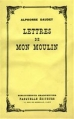 Couverture Lettres de mon moulin Editions Grasset 1967