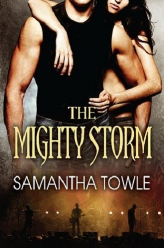 Couverture The Storm, book 1: The Mighty Storm
