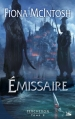 Couverture Percheron, tome 2 : Emissaire Editions Bragelonne 2013