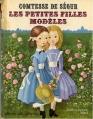 Couverture Les petites filles modèles Editions Desclée de Brouwer 1966