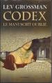 Couverture Codex le manuscrit oublié Editions France Loisirs 2008