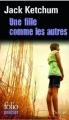 Couverture Une fille comme les autres Editions Folio  (Policier) 2013