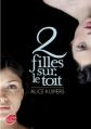 Couverture 2 filles sur le toit Editions Le Livre de Poche (Jeunesse) 2013