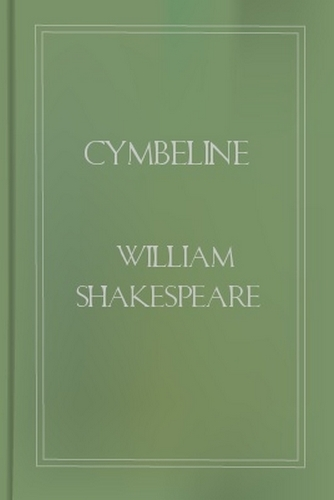 Couverture Cymbeline