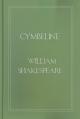 Couverture Cymbeline Editions Gutenberg 2006