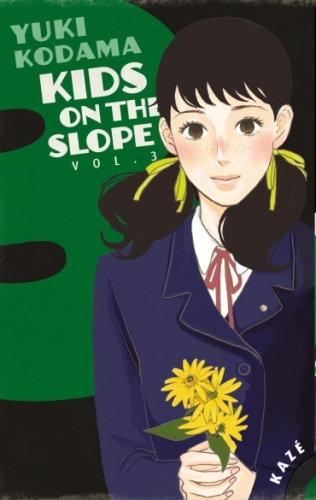 Couverture Kids on the Slope, tome 3