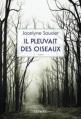 Couverture Il pleuvait des oiseaux Editions Denoël 2013