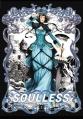 Couverture Une aventure d'Alexia Tarabotti, Le Protectorat de l'ombrelle (manga), tome 2 : Sans forme Editions Yen Press 2012