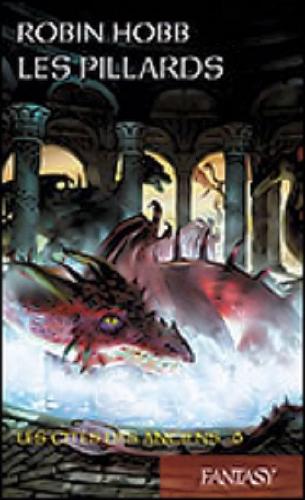 Couverture Les Cités des Anciens, tome 6 : Les Pillards