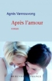 Couverture Après l'amour Editions Mercure de France 2013