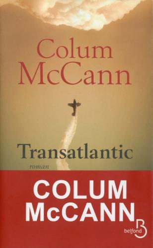 Couverture Transatlantic