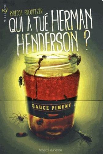 Couverture Qui a tué Herman Henderson ?