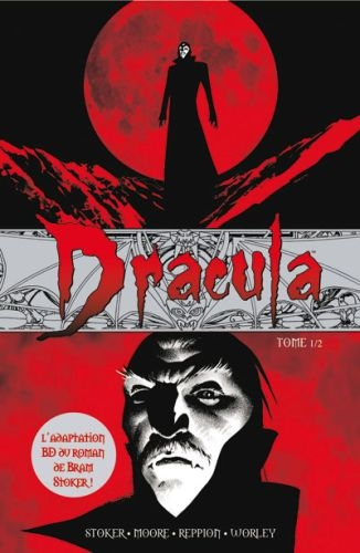 Couverture Dracula (comics), tome 1