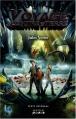 Couverture Voyage au centre de la Terre Editions Hatier (Jeunesse) 2008
