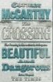 Couverture La Trilogie des confins, tome 2 : Le Grand Passage Editions Picador 2011