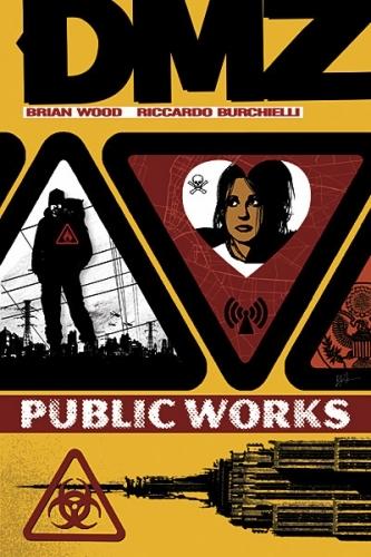 Couverture DMZ, book 03: Public Works