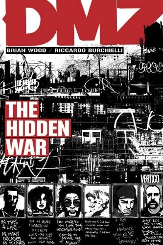 Couverture DMZ, book 05: The Hidden War