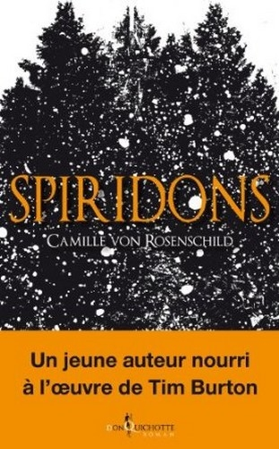 Couverture Spiridons, tome 1
