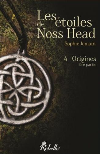 Couverture Les étoiles de Noss Head, tome 4  : Origines, partie 1