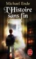 Couverture L'histoire sans fin Editions Le Livre de Poche 2013