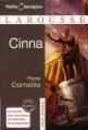 Couverture Cinna Editions Larousse (Petits classiques) 2010
