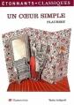 Couverture Un coeur simple Editions Flammarion (GF - Etonnants classiques) 2007