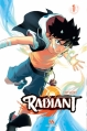 Couverture Radiant, tome 01 Editions Ankama 2013