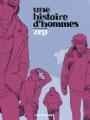 Couverture Une Histoire d'hommes Editions Rue de Sèvres 2013