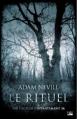 Couverture Le rituel Editions Bragelonne (L'Ombre) 2013